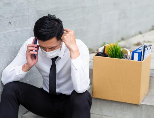 Redundancies during COVID-19: Understanding change & stress