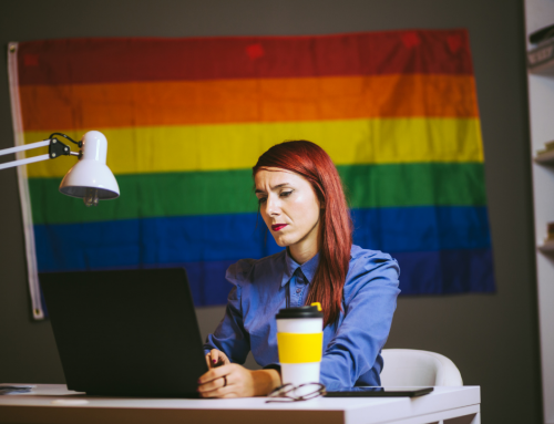 LGBTQ+ inclusivity in the workplace all year round